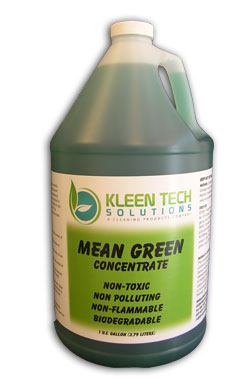 Mean Green Concentrate An Environmentaly Friendly